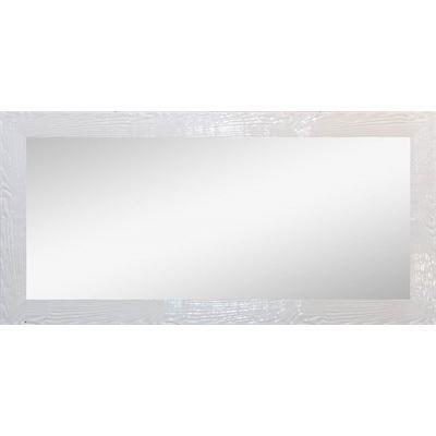 baguette d/'encadrement : 35 mm de largeur et 18 mm de hauteu y compris miroir et panneau arri/ère stable cadre de miroir fait-main aux dimensions souhait/ées OLIMP 39 x 20 cm miroir avec cadre sur mesure couleur du cadre : Argent matt